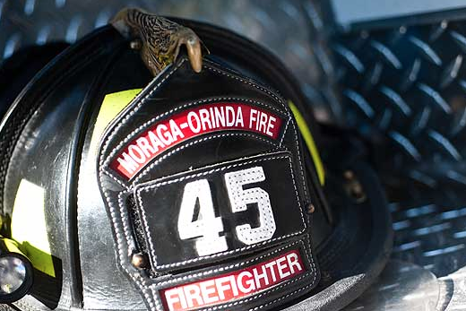 Moraga-Orinda Fire District, motorcycle crash, Highway 24, Orinda
