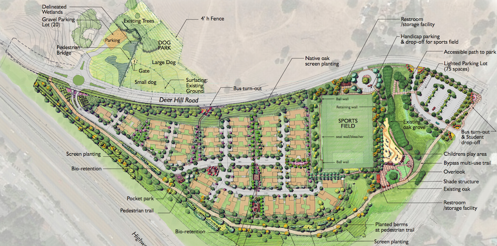 Lamorinda's latest big housing project gets a new look.