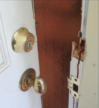 Five burglaries/attempted burglaries in three days in Orinda, Lafayette.